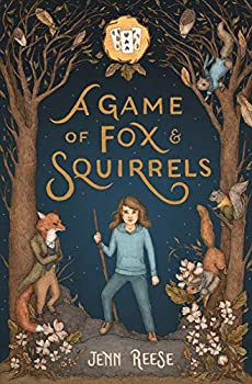 A Game of Fox & Squirrels by Jenn Reese science fiction and fantasy book and audiobook reviews