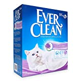 Ever Clean Lettiera Agglomerante Lavanda, 10.Litri, Profumata