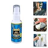 OADAA Magic Degreaser Cleaner Spray Erstellen Sie einen durchdringenden Schaum, wischen Sie ihn mit einem trockenen Tuch ab, ohne ihn ausspülen zu müssen. Verwenden Sie ihn für den härtesten Schmutz