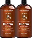 Biotin Shampoo and Conditioner Set