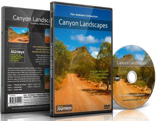 Fitness Reisen - Canyon Landschaften, Radfahren und Laufband Training
