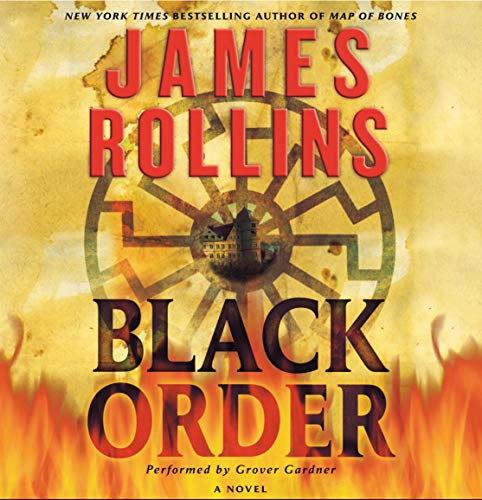 Black Order audiobook cover art