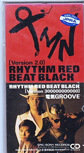 RHYTHM RED BEAT BLACK VERSION 2.0