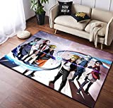 Alfombras japonesas súper Suaves, alfombras Antideslizantes de...