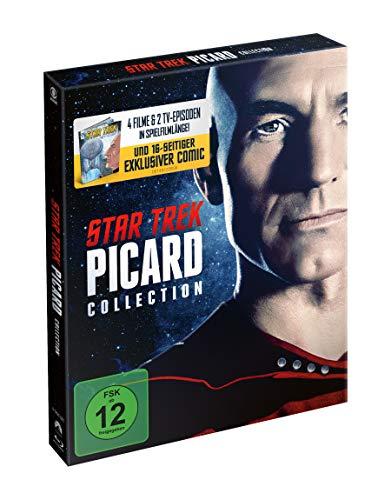 Star Trek Picard Movie & TV Collection [Blu-ray]