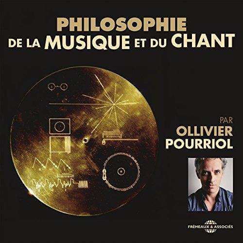 Couverture de Philosophie de la musique et du chant