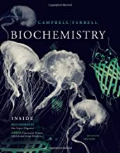 Biochemistry (7th, 12) by Campbell, Mary K - Farrell, Shawn O [Hardcover (2011)]