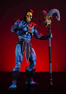 Mondo Tees Masters of The Universe: Skeletor 1: 6 Scale Collectible Action Figure, Multicolor