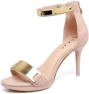 Amazon De Zapatos esMujeres Para Tacón Desnudas Mujer UpMVGqSz