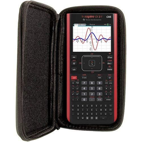 SafeCase beschermhoes voor rekenmachines en grafische rekenmachines van Texas Instruments TI Nspire CX II-T CAS
