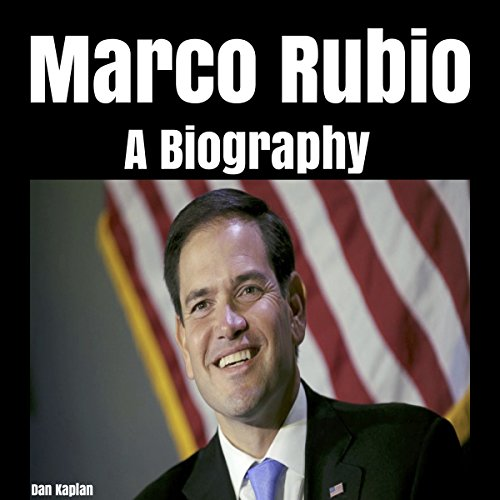 Marco Rubio audiobook cover art