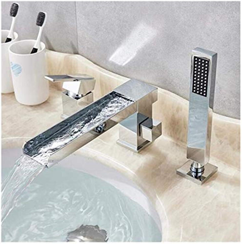 Wasserhahn Küche Bad Garten Wasserhahn-Waschtischmischer New Chrome Brass Basin Wasserhahn Ctzl0981