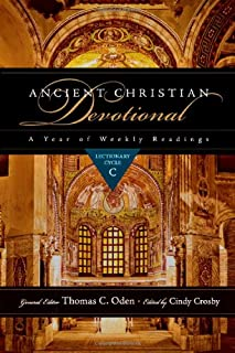 Ancient Christian Devotional: Lectionary Cycle C