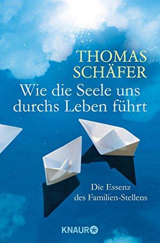 Schäfer, Thomas:<br />Wie die Seele uns durchs Leben führt: Die Essenz des Familien-Stellens