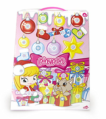 Pinypon Calendario de Adviento (Famosa 700010564