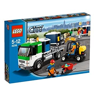 LEGO City 4206 - Recycling-Truck (B005KITQ5M) | Amazon price tracker / tracking, Amazon price history charts, Amazon price watches, Amazon price drop alerts