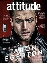 Attitude Magazine (June, 2019) Taron Egerton Cover