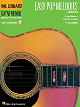 Easy Pop Melodies: Hal Leonard Guitar Method