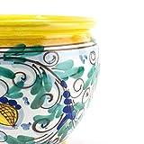 Zoom IMG-2 porta vaso cachepot in ceramica