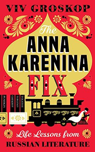 The Anna Karenina Fix  By  cover art