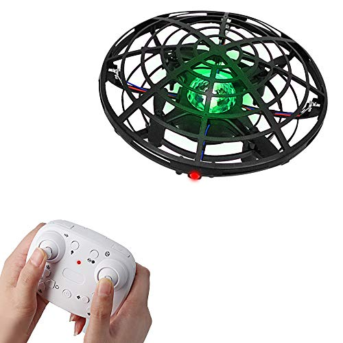 BOMPOW Boys Toys for Kids Mini Drones Remote Control Flying Ball Toys
