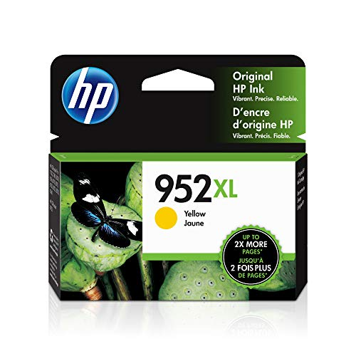 HP 952XL | Ink Cartridge | Yellow | L0S67AN