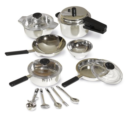 Casdon 502 15 Piece Toy Pan Set ...