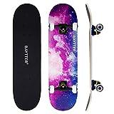 Baytter Skateboard complet Funboard 31 x 8' avec 7...