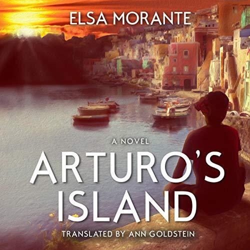 Arturo's Island audiobook cover art