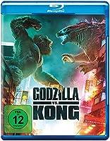 Godzilla vs. Kong/Blu-ray