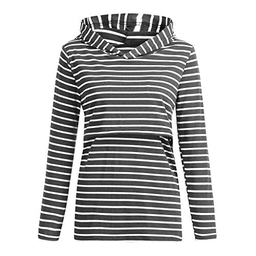 FEIFUSHIDIAN Mujeres Camiseta Las Mujeres Embarazadas De