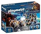Playmobil Novelmore 70225 - Squadra dei Lupi di Novelmore, dagli 8 anni