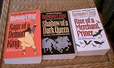 The Serpentwar Saga 3 Book Set (Shadow of a Dark Queen, Rise of a Merchant Prince, Rage of a Demon King, Volume 1, Volume ...