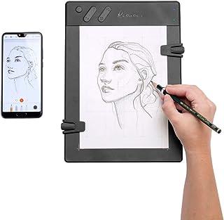 iskn Repaper - Tablette Graphique Papier-Crayon avec 8192 Niveaux de Pression - Edition Limitée Faber-Castell