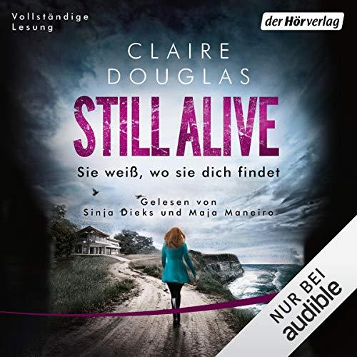 Still Alive - Sie weiß, wo sie dich findet audiobook cover art