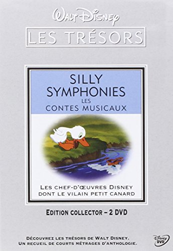 Silly Symphonies - Les contes musicaux [Francia] [DVD]