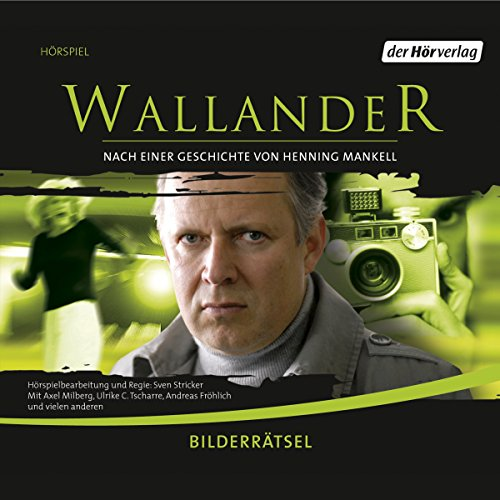 Bilderrätsel (Wallander 7) audiobook cover art