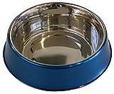 Croci Ciotola Acciaio Gourmet, Blu