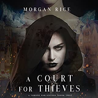 A Court for Thieves audiobook cover art