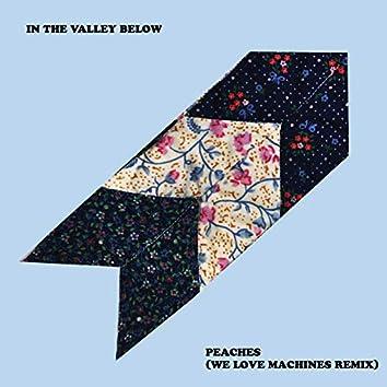 Peaches (We Love Machines Remix)