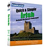 Pimsleur Irish Quick & Simple Course - Level 1 Lessons 1-8 CD: Learn to Speak and Understand Irish (Gaelic) with Pimsleur Language Programs (1)
