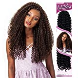 SENSATIONNEL LULUTRESS CROCHET BRAID WATER WAVE 18' (1)