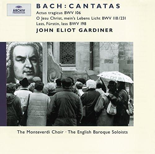 Nancy Argenta, Michael Chance, Anthony Rolfe Johnson, Stephen Varcoe, English Baroque Soloists, John Eliot Gardiner & Monteverdi Choir