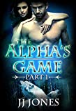 Free eBook - The Alphas Game