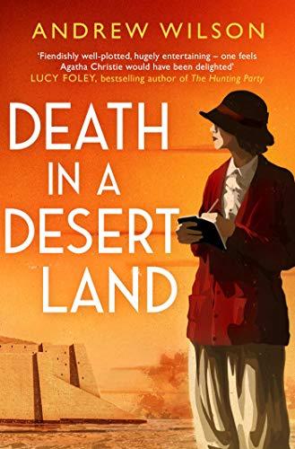Death in a Desert Land (Agatha Christie 3)