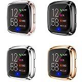 Upeak 4 Pack Funda Compatible con Fitbit...