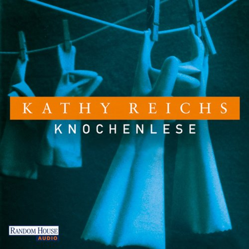 Knochenlese (Tempe Brennan 5) audiobook cover art