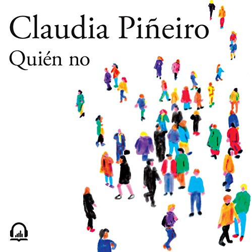 Quién no [Who Doesn't] audiobook cover art