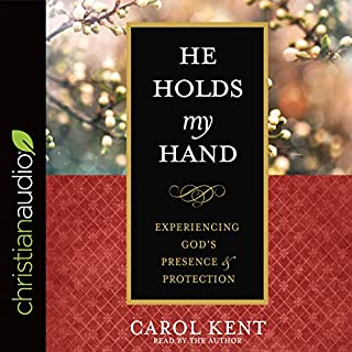 He Holds My Hand audiobook cover art
