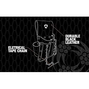 Southwire Tools & Equipment POUCH4 Leather Tool Pouch